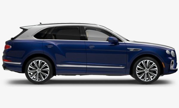 New 2022 Bentley Bentayga V8 First Edition for sale Call for price at Maserati of Westport in Westport CT 06880 2