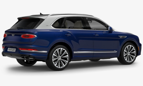 New 2022 Bentley Bentayga V8 First Edition for sale Call for price at Maserati of Westport in Westport CT 06880 3