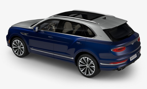 New 2022 Bentley Bentayga V8 First Edition for sale Call for price at Maserati of Westport in Westport CT 06880 4