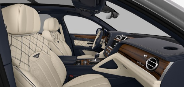 New 2022 Bentley Bentayga V8 First Edition for sale Call for price at Maserati of Westport in Westport CT 06880 7