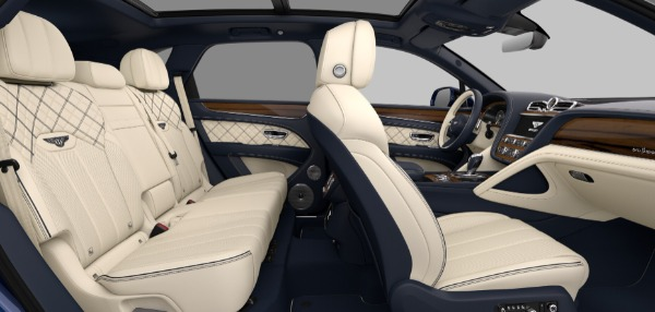 New 2022 Bentley Bentayga V8 First Edition for sale Call for price at Maserati of Westport in Westport CT 06880 9