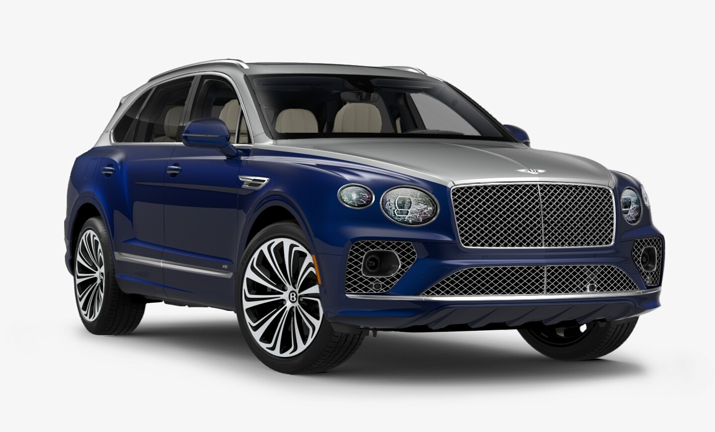 New 2022 Bentley Bentayga V8 First Edition for sale Call for price at Maserati of Westport in Westport CT 06880 1