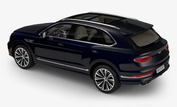 New 2022 Bentley Bentayga V8 for sale Call for price at Maserati of Westport in Westport CT 06880 4