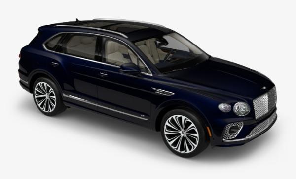 New 2022 Bentley Bentayga V8 for sale Call for price at Maserati of Westport in Westport CT 06880 5
