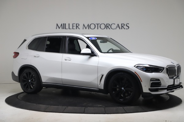 Used 2020 BMW X5 xDrive40i for sale $61,900 at Maserati of Westport in Westport CT 06880 10
