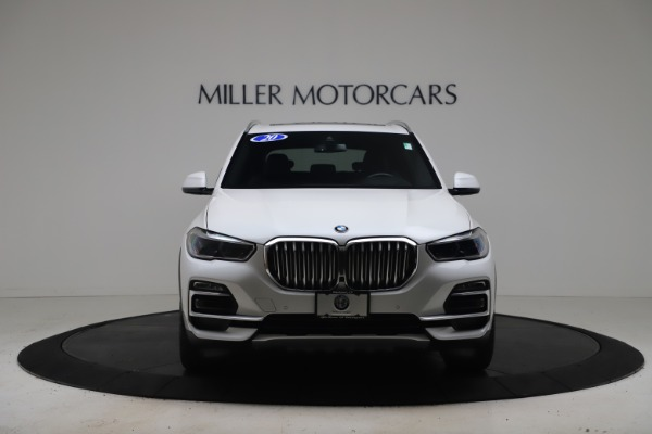 Used 2020 BMW X5 xDrive40i for sale $61,900 at Maserati of Westport in Westport CT 06880 12