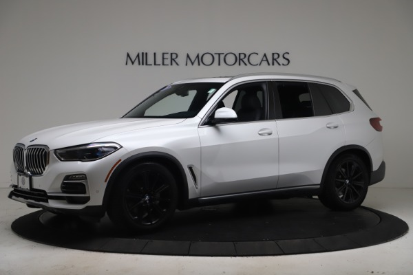 Used 2020 BMW X5 xDrive40i for sale $61,900 at Maserati of Westport in Westport CT 06880 2