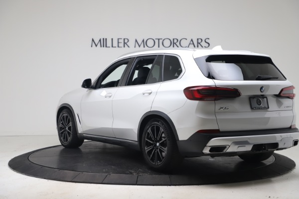 Used 2020 BMW X5 xDrive40i for sale $61,900 at Maserati of Westport in Westport CT 06880 5