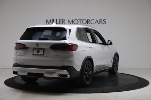 Used 2020 BMW X5 xDrive40i for sale $61,900 at Maserati of Westport in Westport CT 06880 7