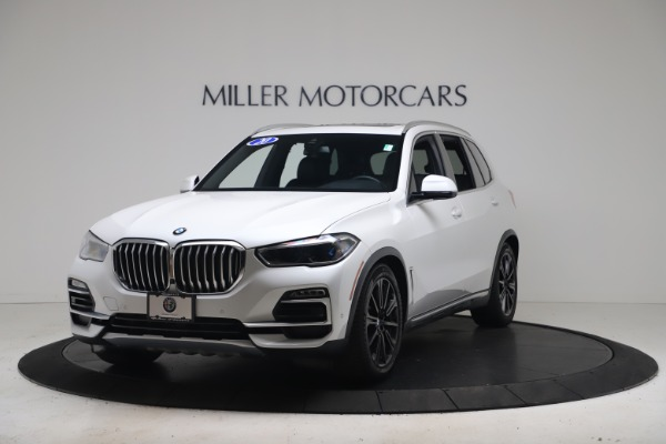 Used 2020 BMW X5 xDrive40i for sale $61,900 at Maserati of Westport in Westport CT 06880 1