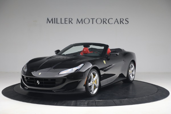 Used 2019 Ferrari Portofino for sale $245,900 at Maserati of Westport in Westport CT 06880 1