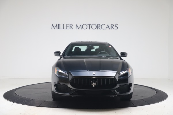 New 2022 Maserati Quattroporte Modena Q4 for sale $131,195 at Maserati of Westport in Westport CT 06880 12
