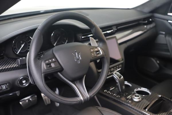 New 2022 Maserati Quattroporte Modena Q4 for sale $131,195 at Maserati of Westport in Westport CT 06880 13