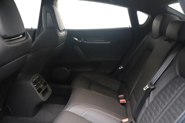 New 2022 Maserati Quattroporte Modena Q4 for sale $131,195 at Maserati of Westport in Westport CT 06880 17
