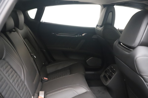 New 2022 Maserati Quattroporte Modena Q4 for sale $131,195 at Maserati of Westport in Westport CT 06880 21