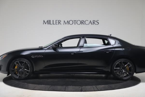 New 2022 Maserati Quattroporte Modena Q4 for sale $131,195 at Maserati of Westport in Westport CT 06880 3
