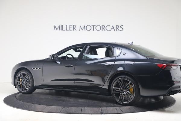 New 2022 Maserati Quattroporte Modena Q4 for sale $131,195 at Maserati of Westport in Westport CT 06880 4
