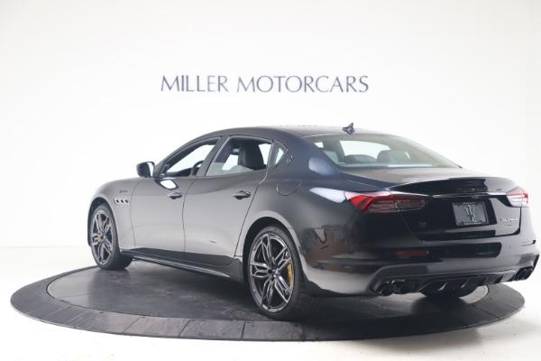 New 2022 Maserati Quattroporte Modena Q4 for sale $131,195 at Maserati of Westport in Westport CT 06880 5