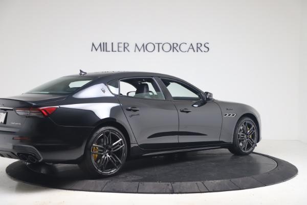 New 2022 Maserati Quattroporte Modena Q4 for sale $131,195 at Maserati of Westport in Westport CT 06880 8