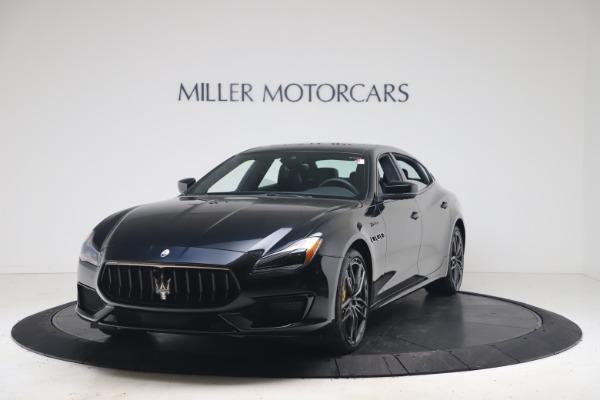 New 2022 Maserati Quattroporte Modena Q4 for sale $131,195 at Maserati of Westport in Westport CT 06880 1