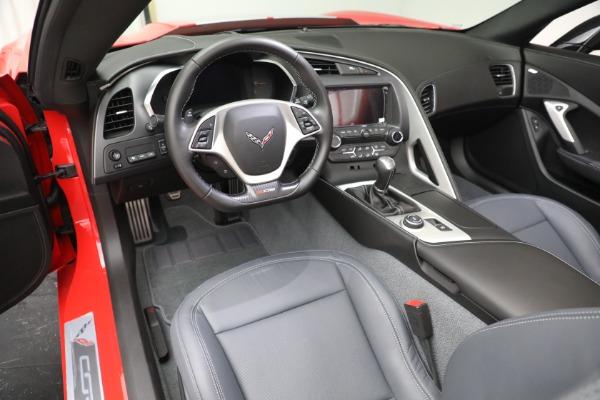 Used 2015 Chevrolet Corvette Z06 for sale $89,900 at Maserati of Westport in Westport CT 06880 25
