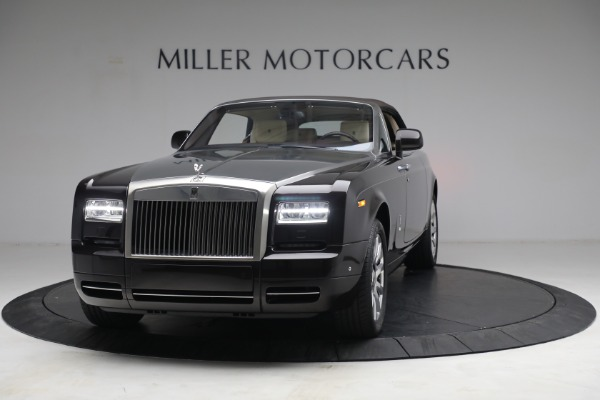 Used 2015 Rolls-Royce Phantom Drophead Coupe for sale Call for price at Maserati of Westport in Westport CT 06880 14