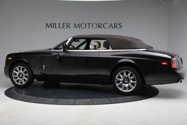 Used 2015 Rolls-Royce Phantom Drophead Coupe for sale Call for price at Maserati of Westport in Westport CT 06880 17