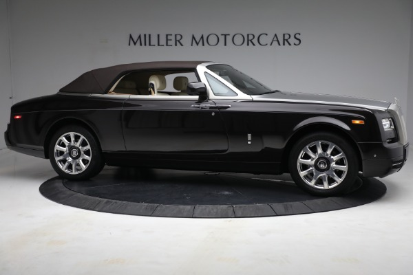 Used 2015 Rolls-Royce Phantom Drophead Coupe for sale Call for price at Maserati of Westport in Westport CT 06880 23