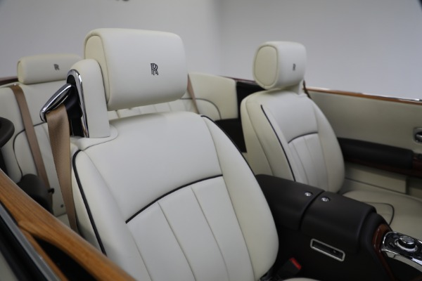 Used 2015 Rolls-Royce Phantom Drophead Coupe for sale Call for price at Maserati of Westport in Westport CT 06880 26