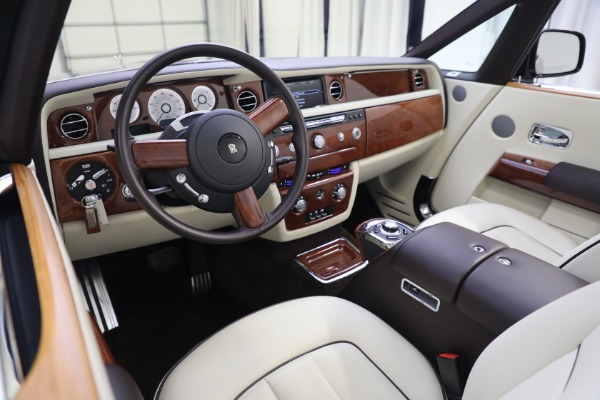 Used 2015 Rolls-Royce Phantom Drophead Coupe for sale Call for price at Maserati of Westport in Westport CT 06880 27
