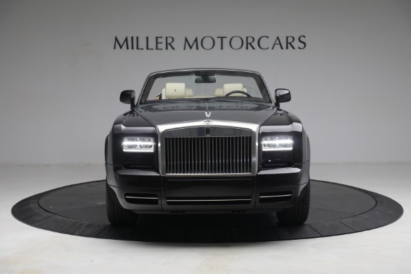 Used 2015 Rolls-Royce Phantom Drophead Coupe for sale Call for price at Maserati of Westport in Westport CT 06880 3