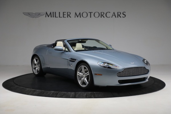 Used 2009 Aston Martin V8 Vantage Roadster for sale Call for price at Maserati of Westport in Westport CT 06880 10