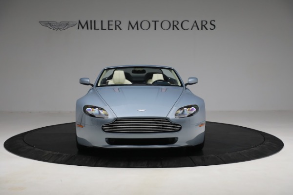 Used 2009 Aston Martin V8 Vantage Roadster for sale Call for price at Maserati of Westport in Westport CT 06880 11