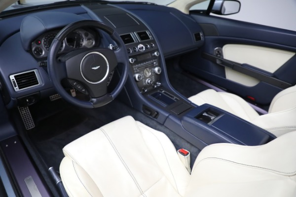 Used 2009 Aston Martin V8 Vantage Roadster for sale Call for price at Maserati of Westport in Westport CT 06880 13