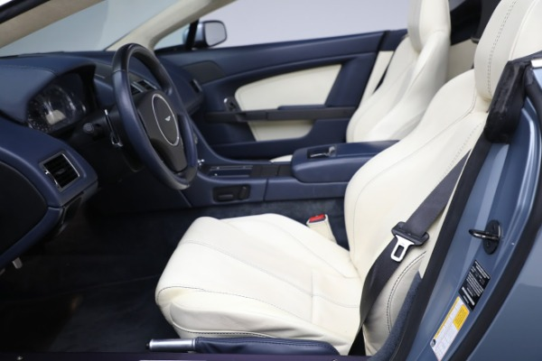 Used 2009 Aston Martin V8 Vantage Roadster for sale Call for price at Maserati of Westport in Westport CT 06880 14
