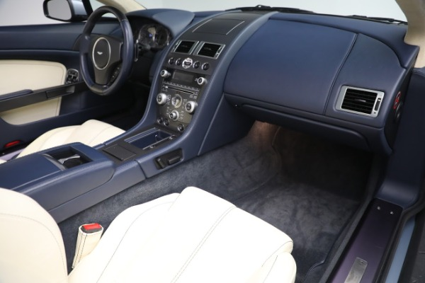 Used 2009 Aston Martin V8 Vantage Roadster for sale Call for price at Maserati of Westport in Westport CT 06880 18