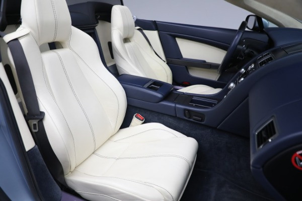 Used 2009 Aston Martin V8 Vantage Roadster for sale Call for price at Maserati of Westport in Westport CT 06880 20