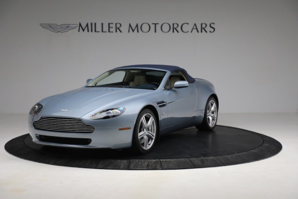 Used 2009 Aston Martin V8 Vantage Roadster for sale Call for price at Maserati of Westport in Westport CT 06880 21