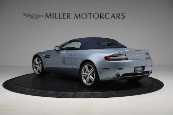 Used 2009 Aston Martin V8 Vantage Roadster for sale Call for price at Maserati of Westport in Westport CT 06880 23