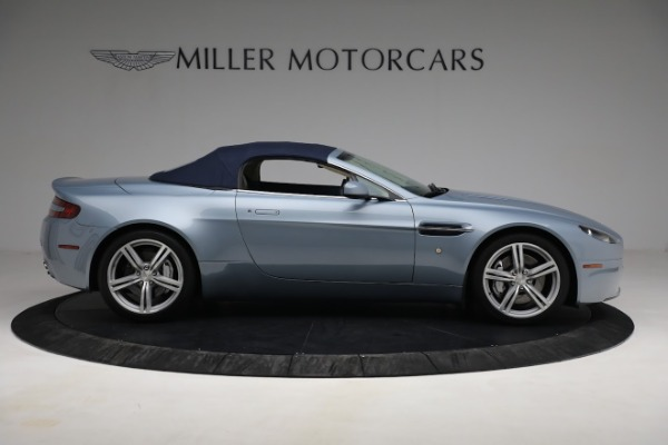 Used 2009 Aston Martin V8 Vantage Roadster for sale Call for price at Maserati of Westport in Westport CT 06880 25