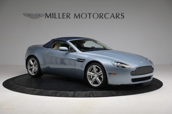 Used 2009 Aston Martin V8 Vantage Roadster for sale Call for price at Maserati of Westport in Westport CT 06880 26