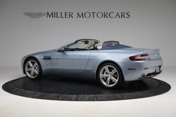 Used 2009 Aston Martin V8 Vantage Roadster for sale Call for price at Maserati of Westport in Westport CT 06880 3