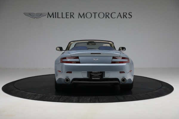 Used 2009 Aston Martin V8 Vantage Roadster for sale Call for price at Maserati of Westport in Westport CT 06880 5