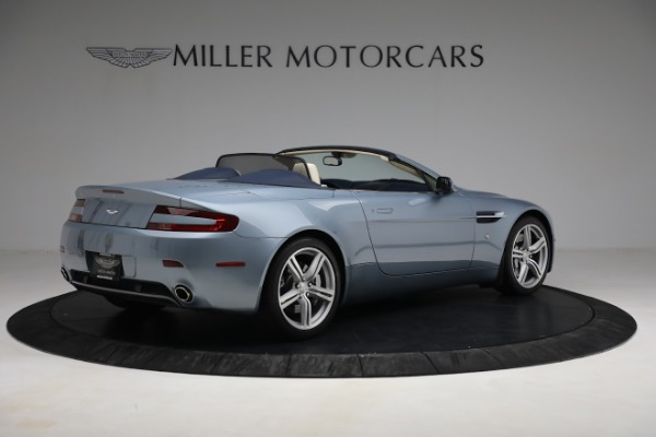 Used 2009 Aston Martin V8 Vantage Roadster for sale Call for price at Maserati of Westport in Westport CT 06880 7