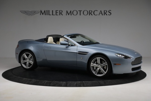 Used 2009 Aston Martin V8 Vantage Roadster for sale Call for price at Maserati of Westport in Westport CT 06880 9