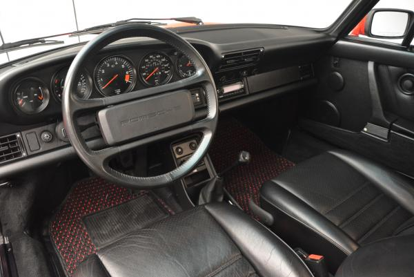 Used 1988 Porsche 911 Carrera for sale Sold at Maserati of Westport in Westport CT 06880 13