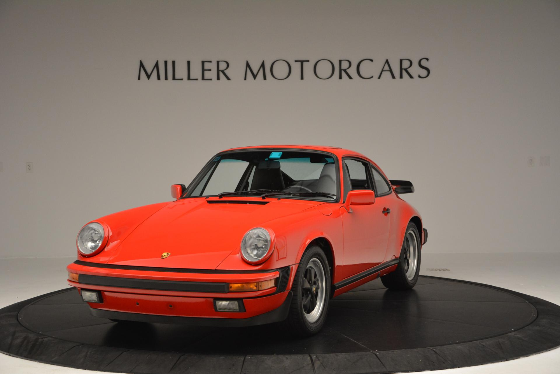 Used 1988 Porsche 911 Carrera for sale Sold at Maserati of Westport in Westport CT 06880 1