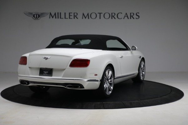 Used 2016 Bentley Continental GT V8 for sale Sold at Maserati of Westport in Westport CT 06880 18
