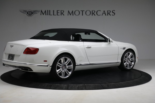 Used 2016 Bentley Continental GT V8 for sale Sold at Maserati of Westport in Westport CT 06880 19