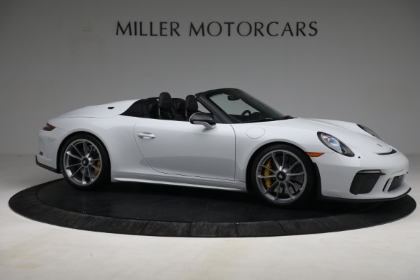 Used 2019 Porsche 911 Speedster for sale $395,900 at Maserati of Westport in Westport CT 06880 10